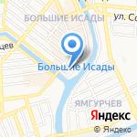Магазин по продаже запчастей для велосипедов на карте Астрахани