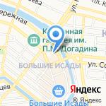 Hairshop на карте Астрахани