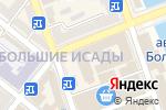 Схема проезда до компании Злата в Астрахани
