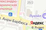 Схема проезда до компании Сказка в Астрахани