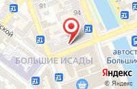 Схема проезда до компании МикроФинансГрупп в Астрахани