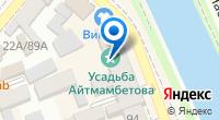 Компания АЙКИДО на карте