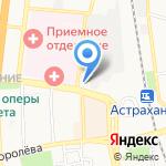 Гарант Партнер на карте Астрахани