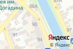 Схема проезда до компании Центр эстетического воспитания детей и молодежи в Астрахани
