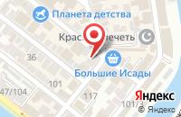 Схема проезда до компании Ремонтно-строительная фирма в Астрахани