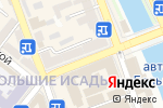 Схема проезда до компании Лучшее золото в Астрахани