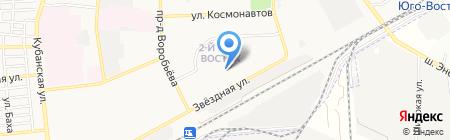 Волшебный мир сказок на карте Астрахани