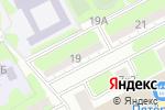 Схема проезда до компании Cosa Nostra в Астрахани
