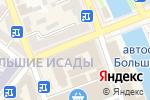 Схема проезда до компании Золотой Ларец в Астрахани