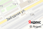 Схема проезда до компании Барс в Астрахани