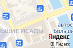 Схема проезда до компании Чародейка в Астрахани