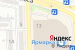 Схема проезда до компании Киндер Бум в Астрахани