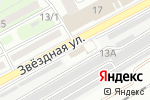 Схема проезда до компании FriendБарс в Астрахани