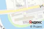 Схема проезда до компании Судовое Снабжение и Сервис в Астрахани