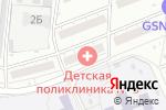 Схема проезда до компании АмоЦРМ в Астрахани
