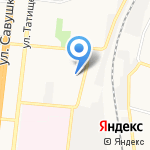 Детский сад №82 на карте Астрахани