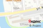 Схема проезда до компании Банкомат, Банк ВТБ 24, ПАО в Астрахани