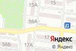 Схема проезда до компании Пиволюбъ в Астрахани