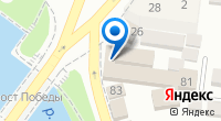 Компания Бульдорс на карте