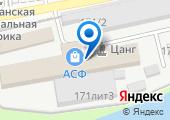 Воентелеком на карте