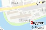Схема проезда до компании АпГрейд в Астрахани