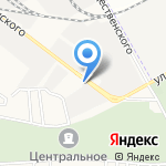 Безопасность труда на карте Астрахани