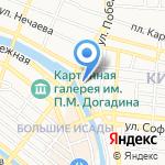 Ростовский референтный центр Россельхознадзора на карте Астрахани