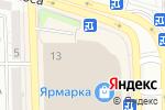 Схема проезда до компании PickPoint в Астрахани