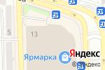 Схема проезда до компании Магазин женских сумок в Астрахани