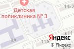 Схема проезда до компании Детский сад №91 в Астрахани