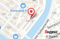 Схема проезда до компании Рустехника в Астрахани