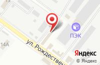 Схема проезда до компании Спецприемник в Астрахани