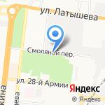 Фортуна-Авто на карте Астрахани