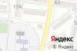 Схема проезда до компании Пан в Астрахани
