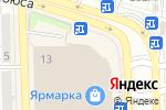 Схема проезда до компании MOHITO в Астрахани
