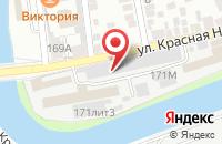 Схема проезда до компании АдонисArt30 в Астрахани