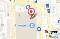 Схема проезда до компании Chic в Астрахани