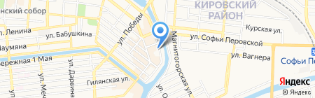 50х50 на карте Астрахани