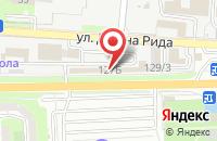 Схема проезда до компании Арта в Астрахани