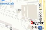 Схема проезда до компании Башмачок в Астрахани