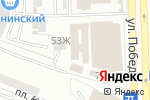Схема проезда до компании Anabella в Астрахани