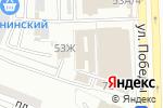 Схема проезда до компании 4 сезона в Астрахани