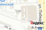 Схема проезда до компании Браво в Астрахани