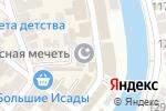 Схема проезда до компании Мечеть №3 в Астрахани