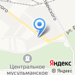 Оптовая фирма на карте Астрахани