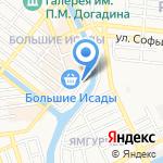 Магазин религиозных изделий на карте Астрахани