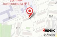 Схема проезда до компании Proff-грузчики в Астрахани