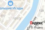 Схема проезда до компании Полинка в Астрахани