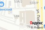 Схема проезда до компании Аида в Астрахани