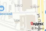 Схема проезда до компании Магазин свадебной обуви в Астрахани
